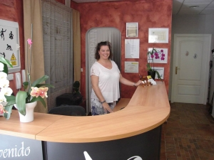 Sara-our-friendly-and-helpful-receptionist